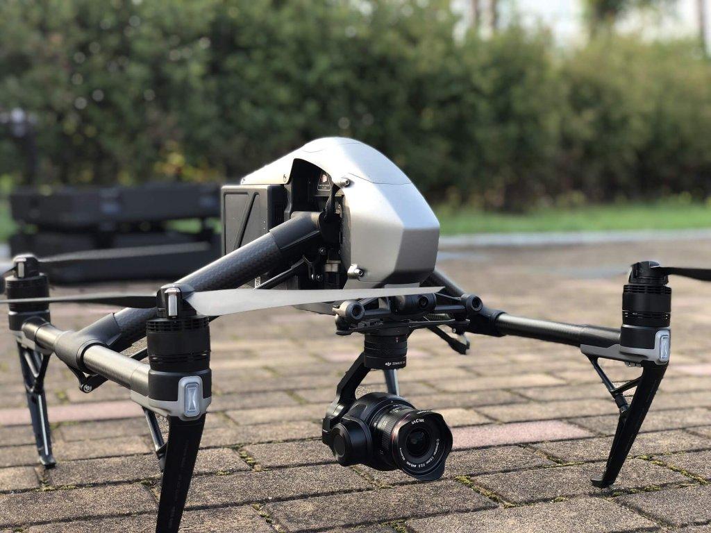 La fotogrammetria può essere praticata attraverso le tecnologie UAV e  LIDAR